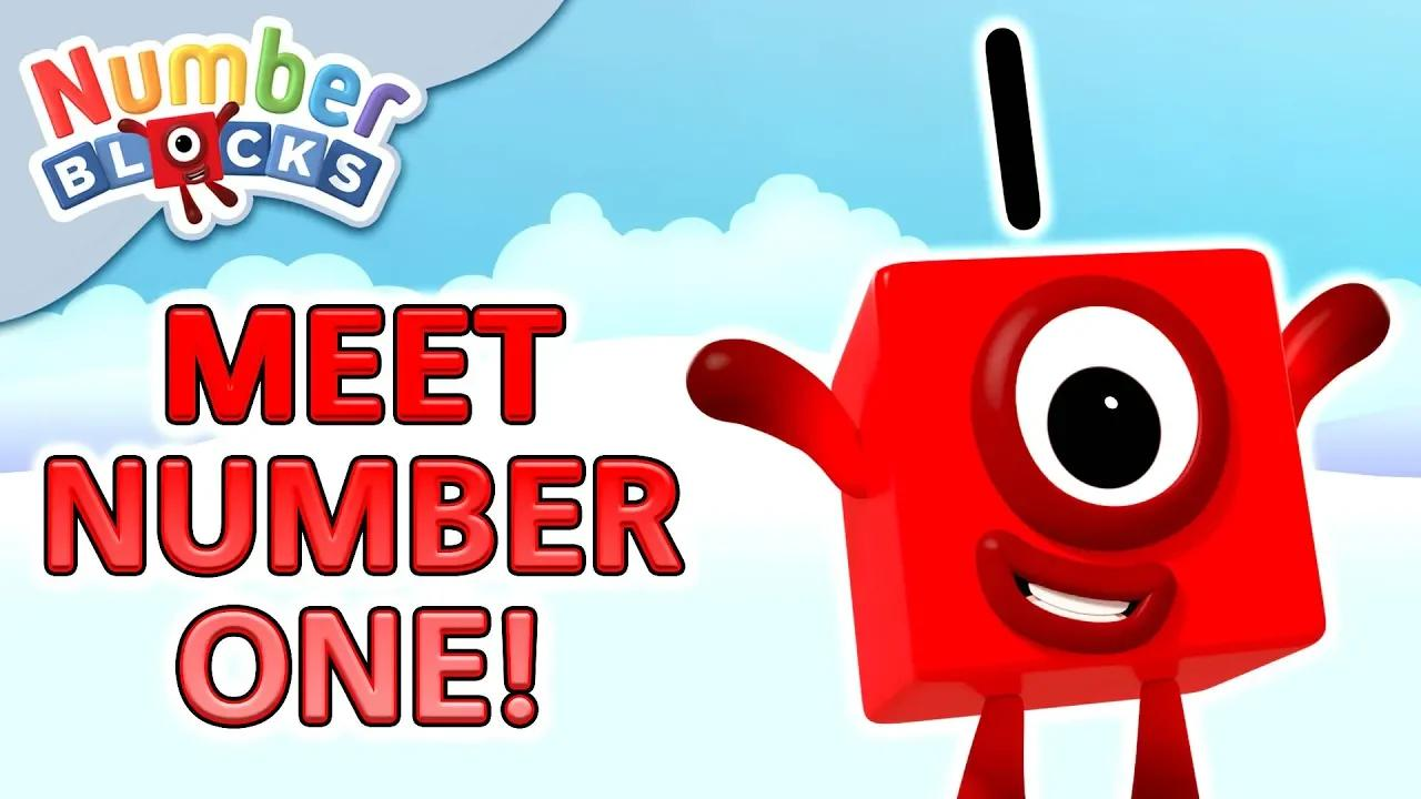 Numberblocks - تعرف على Numberblocks! | تعلم العد بدون موسيقى | Numberblocks - Meet the Numberblocks! | Learn to Count No Music (10 فيديو)