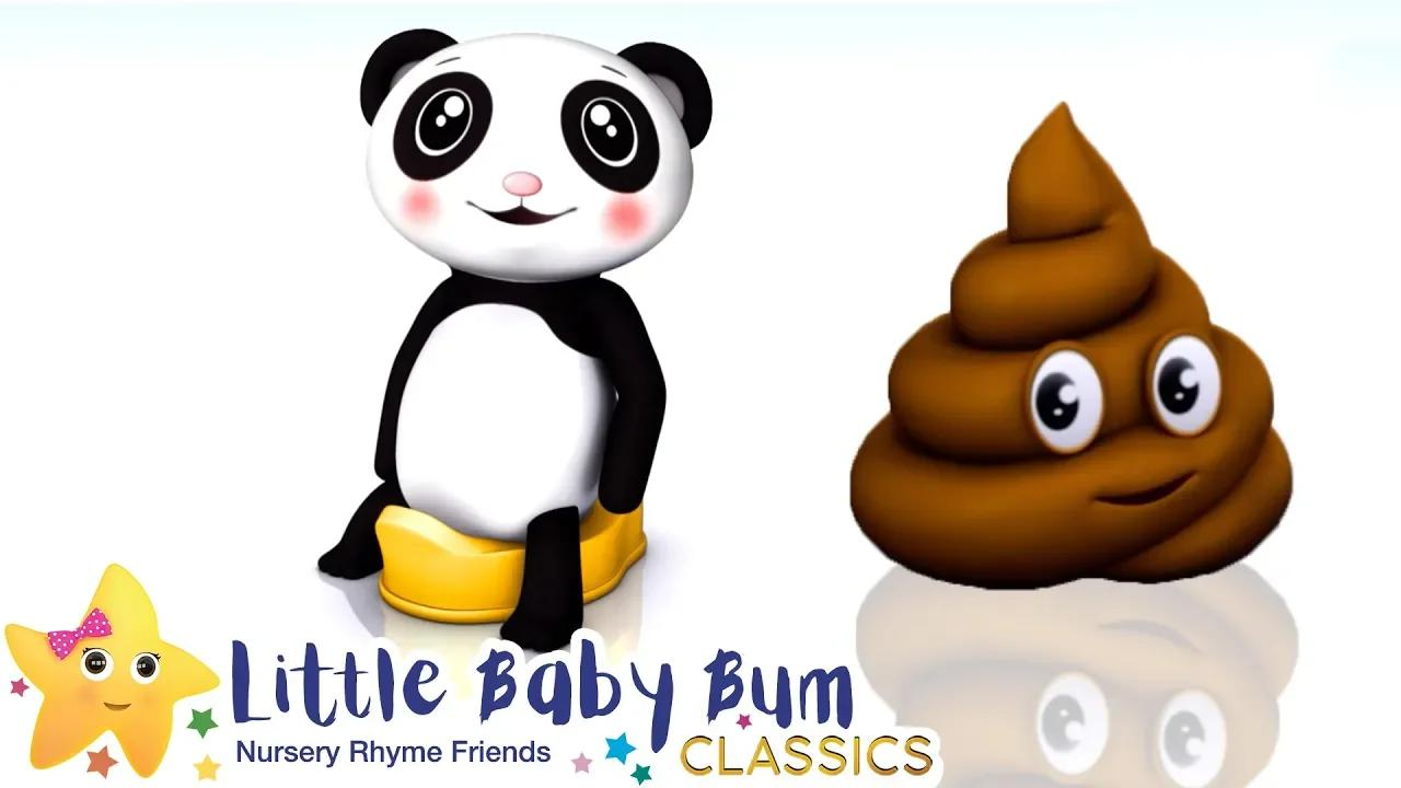 أغنية قعادة! | + المزيد من أغاني الأطفال | أغاني الأطفال | ليتل بيبي بوم بدون موسيقى | Potty Song! | +More Kids Songs | Nursery Rhymes | Little Baby Bum No Music