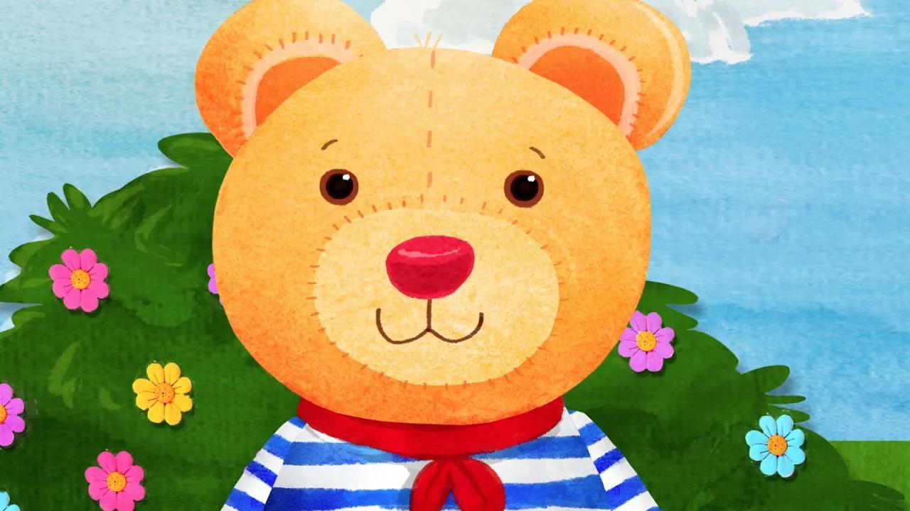 تيدي بير | أغاني سوبر بسيطة بدون موسيقى | My Teddy Bear | Super Simple Songs No Music
