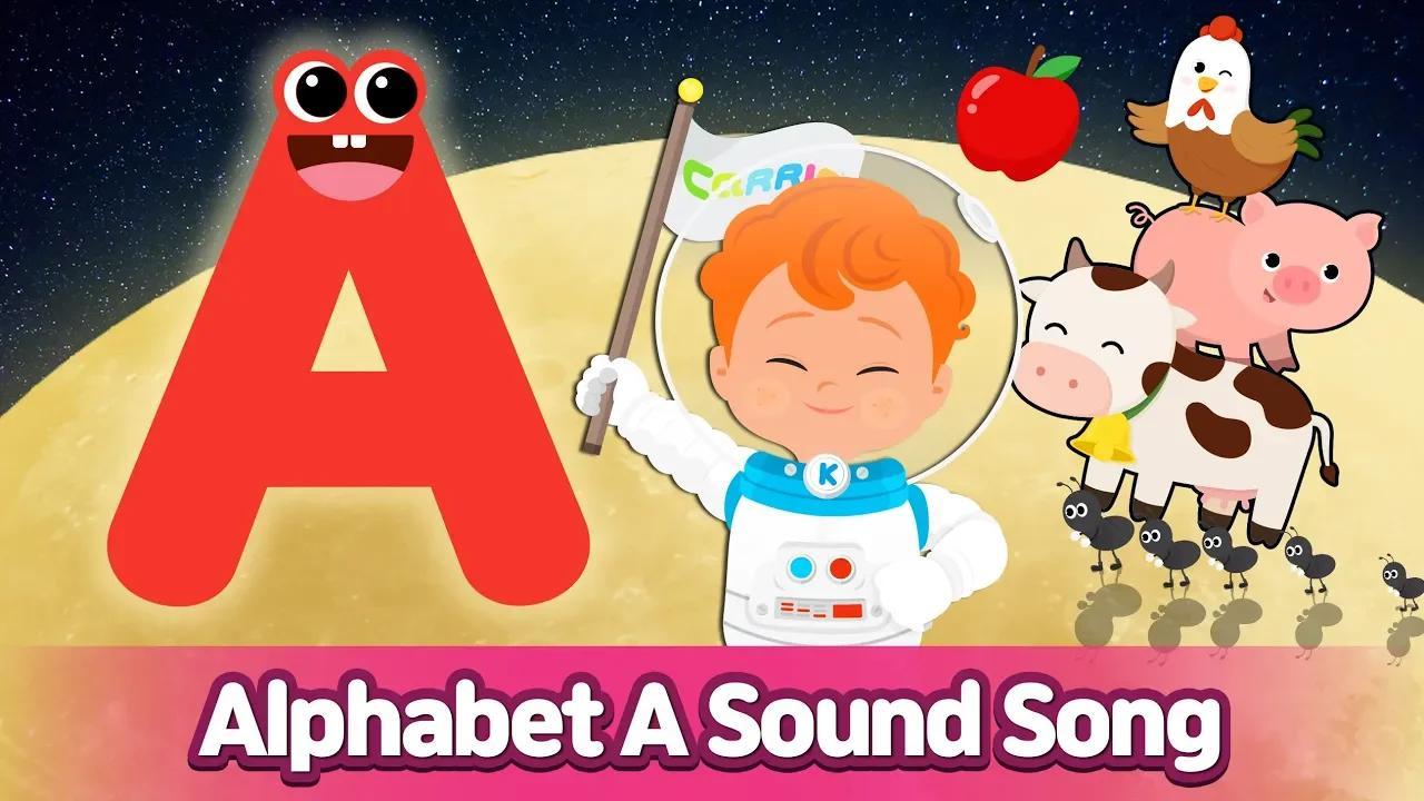 كلمات الصوت l أصوات حرف واحد l الأبجدية من الألف إلى الياء بدون موسيقى | Phonics Song l Single Letter Sounds l Alphabet A to Z No Music