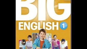 English Big English 1 Student Book ebook ebook PDF Unit 1 بدون موسيقى | Big English 1 Student Book CD ebook PDF Unit 1 No Music
