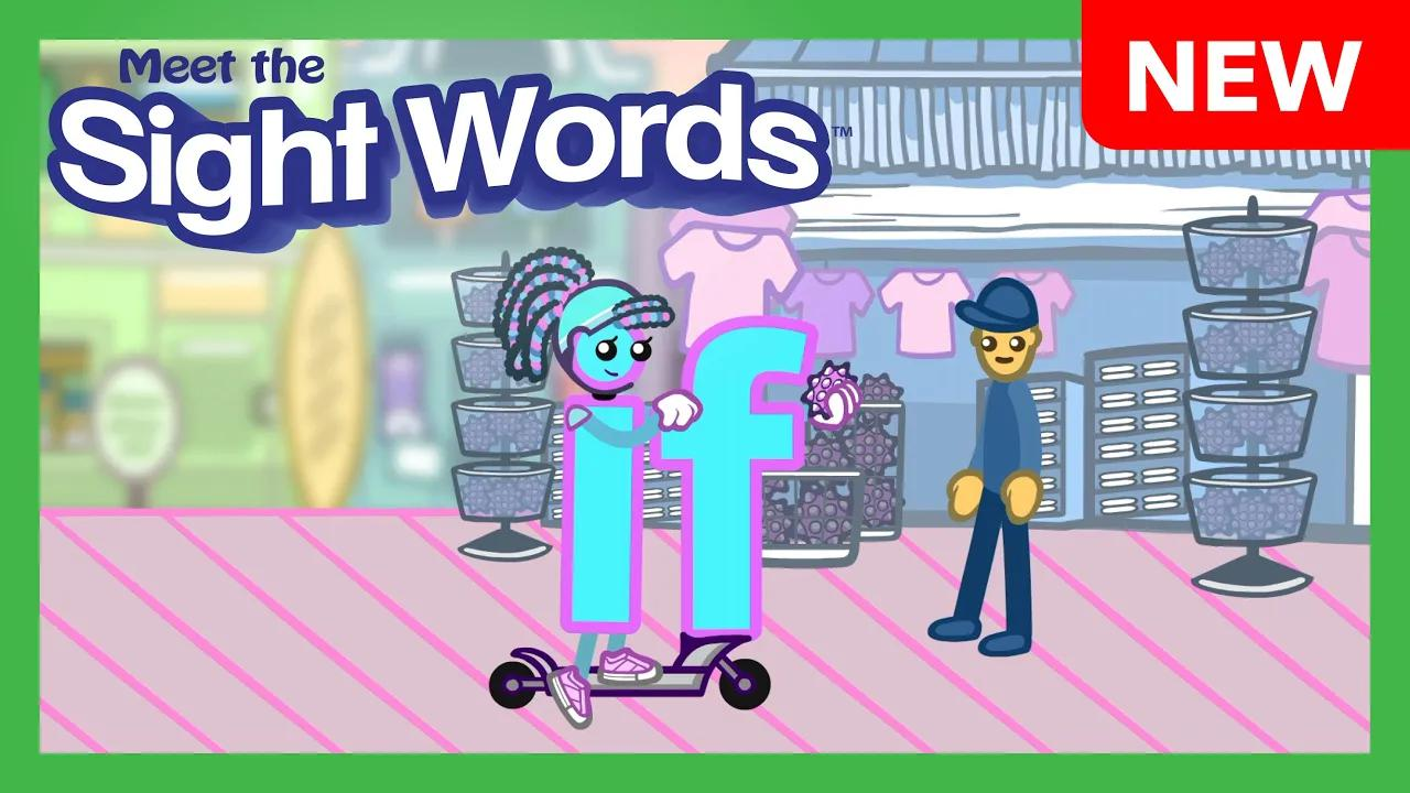 NEW! Meet the Sight Words™ Level 4 بدون موسيقى | NEW! Meet the Sight Words™ Level 4 No Music