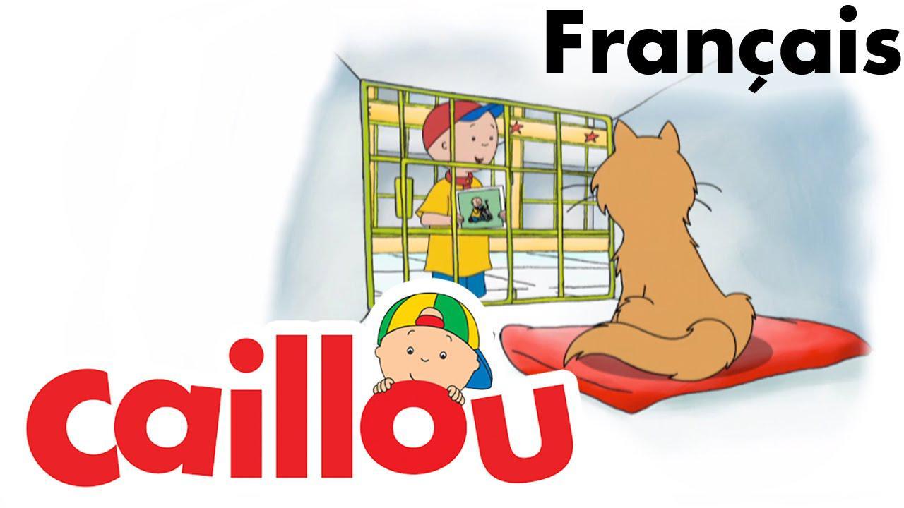 Caillou الموسم الرابع بدون موسيقى | Caillou Saison 4 No Music