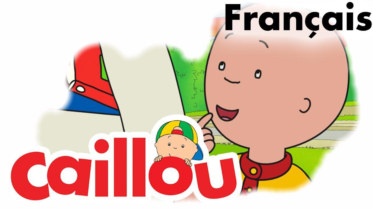 Caillou الموسم الخامس بدون موسيقى   Caillou Saison 5 No Music