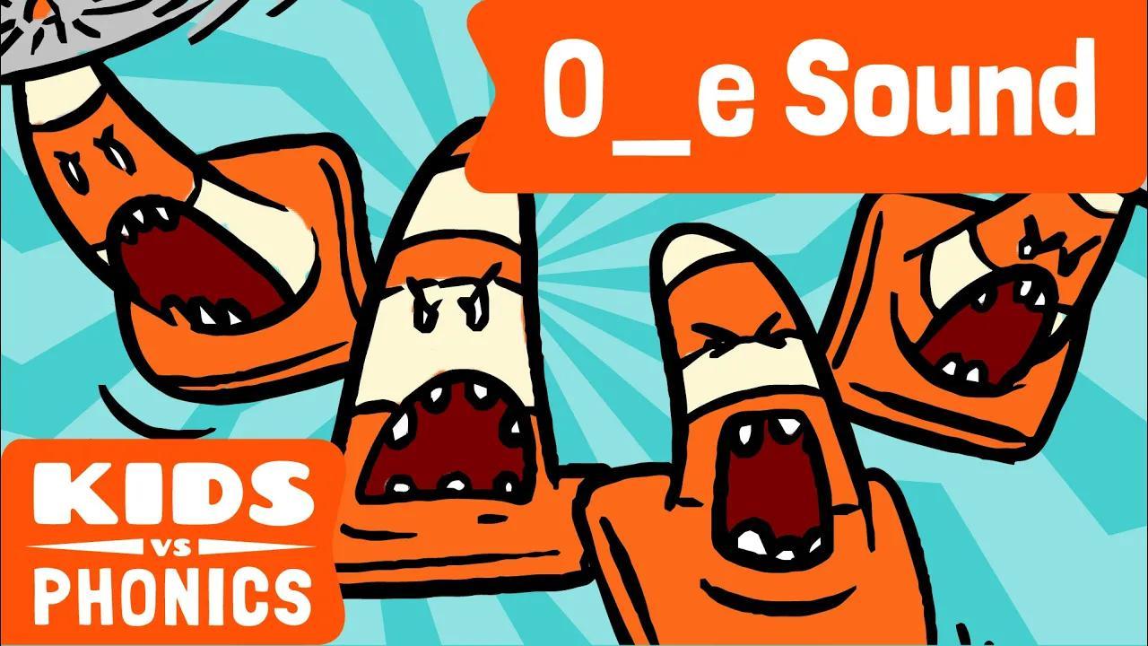 O_E | متعة الصوتيات | كيف تقرأ | ماجيك إي | صُنع بواسطة Kids vs Phonics بدون موسيقى | O_E | Fun Phonics | How to Read | Magic E | Made by Kids vs Phonics No Music