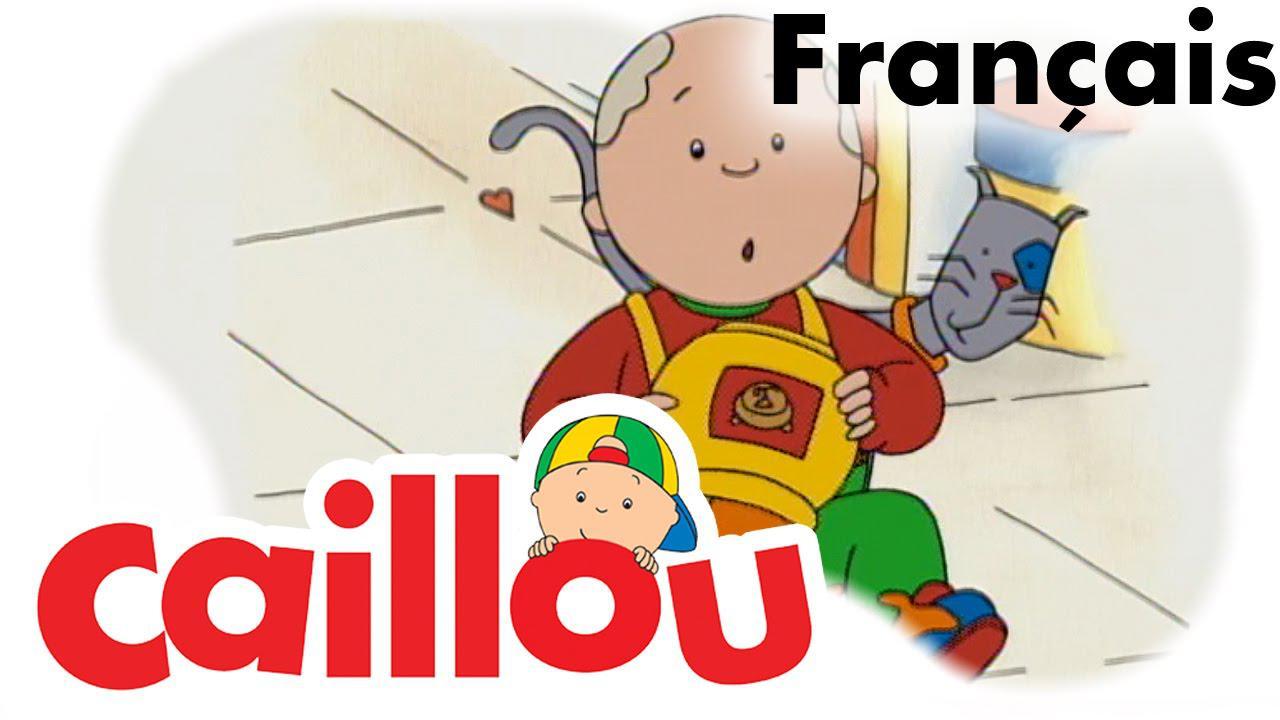 Caillou الموسم الأول بدون موسيقى | Caillou Saison 1 No Music