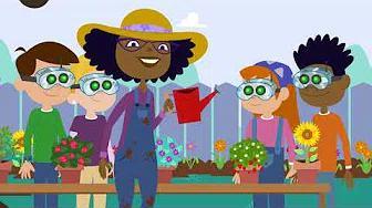 Cartoon for Kids‼️ Plant Needs. Science for Children بدون موسيقى | Cartoon for Kids‼️ Plant Needs. Science for Children No Music