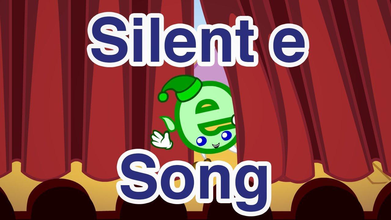 سونغ إي سونغ - شركة الإعدادية لمرحلة ما قبل المدرسة بدون موسيقى | Silent e Song - Preschool Prep Company No Music