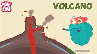 بركان   عرض الدكتور بينوكس   تعلم مقاطع فيديو للأطفال بدون موسيقى   Volcano   The Dr. Binocs Show   Learn Videos For Kids No Music