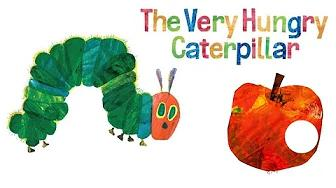 كاتربيلر جائع جدا - فيلم رسوم متحركة بدون موسيقى | The Very Hungry Caterpillar - Animated Film No Music