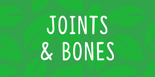 Health Monthly Joints & Bones Products