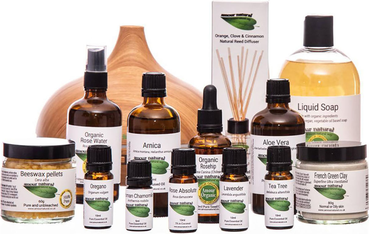 Amour Natural All Products