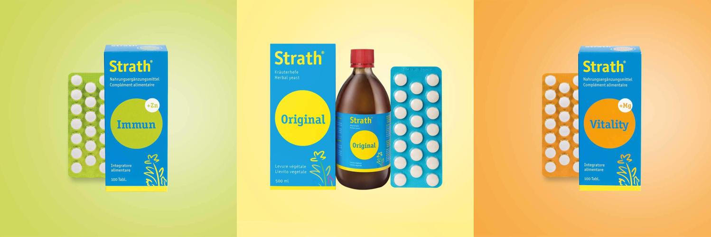 Bio-Strath Supplements Banner