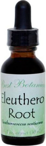 Dr Christopher's Best Botanicals Eleuthero Root Extract 30 ml
