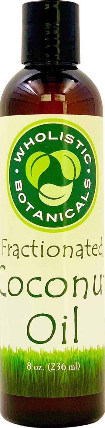 Dr Christopher's Wholistic Botanicals Fractionated Coconut Oil 237 ml