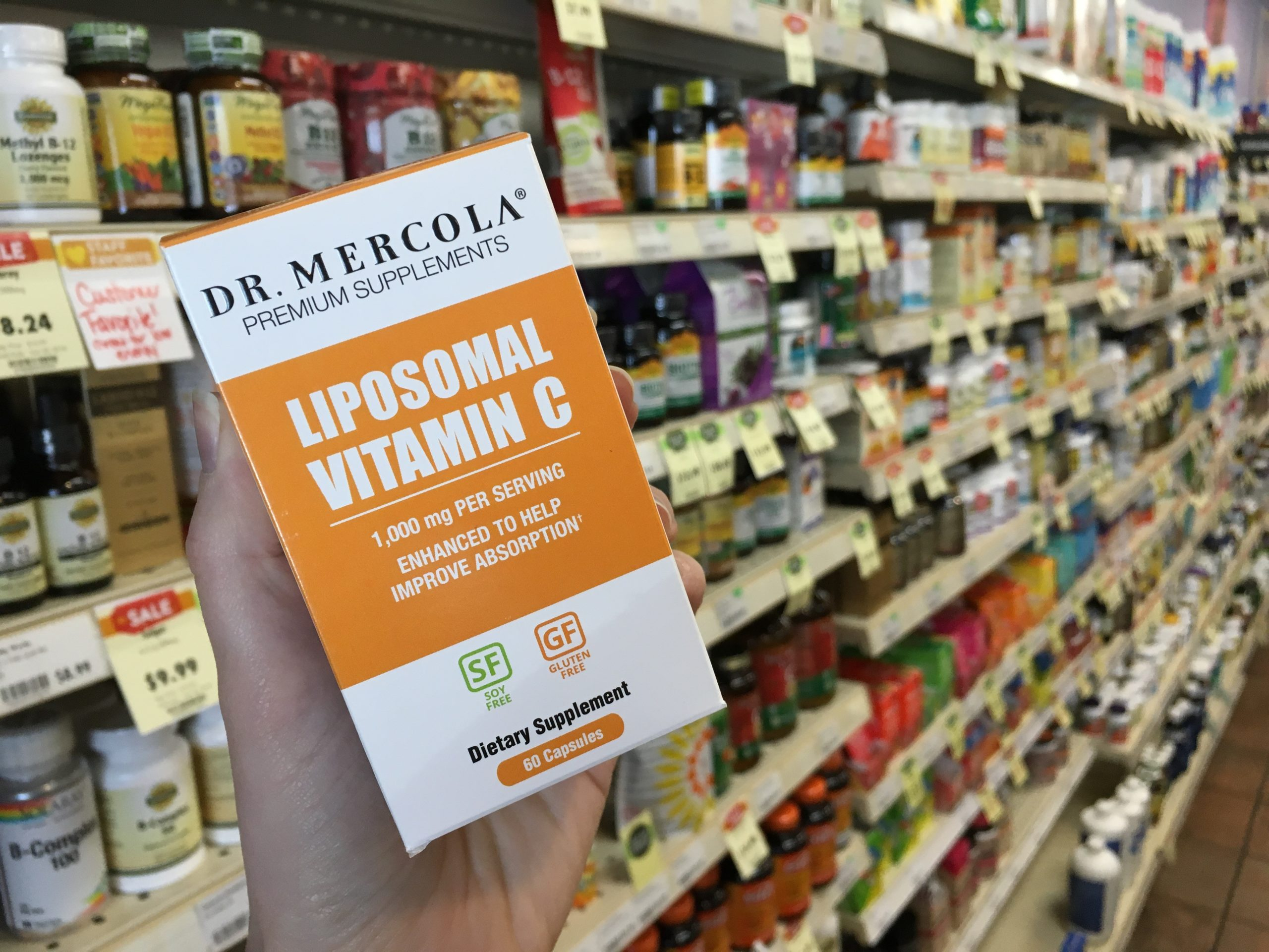 Dr Mercola Supplement