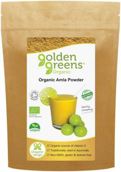 Golden Greens Amla Powder 200g