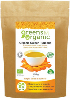 Golden Greens Golden Turmeric 500g