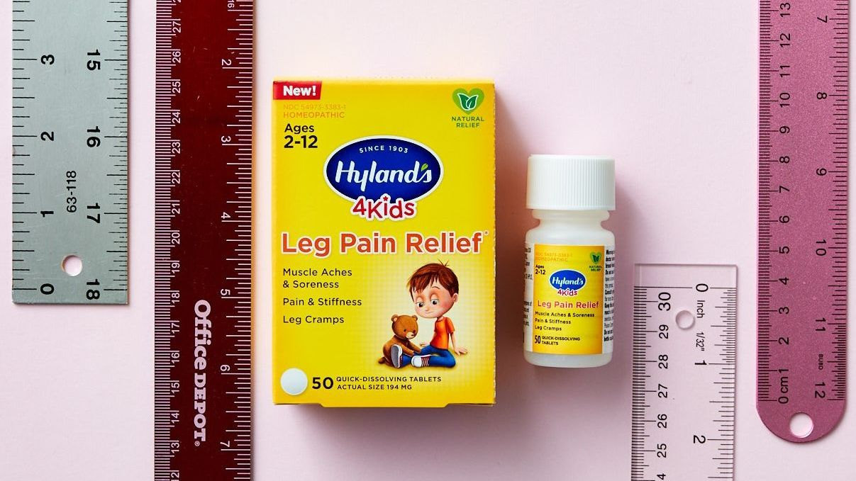 Hylands 4Kids Leg Pain Relief