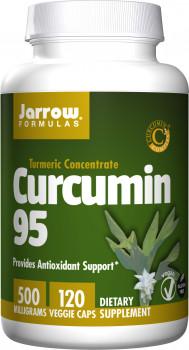 Jarrow Curcumin 95, 500 mg, 120 Capsules