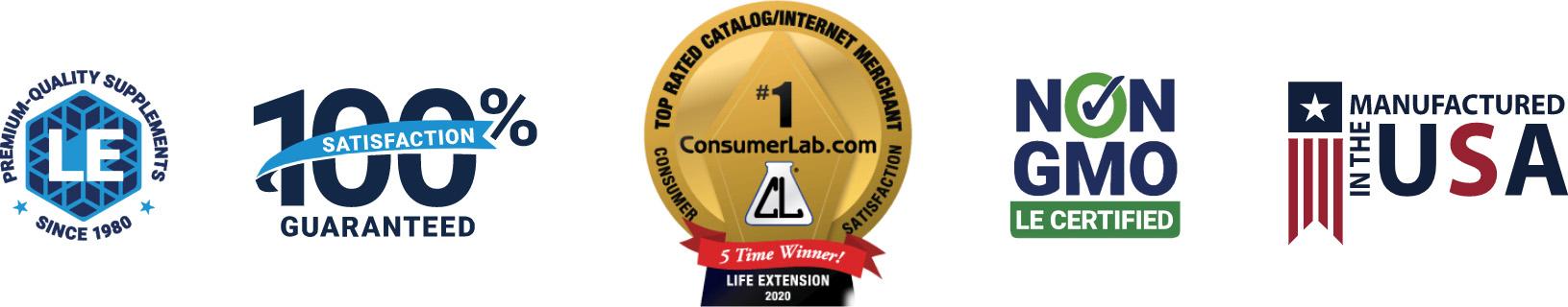 Life Extension Awards