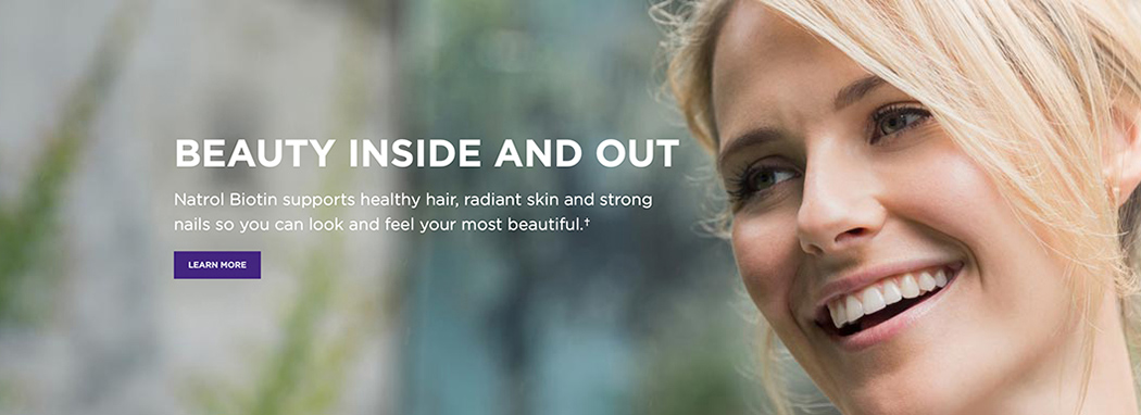 Natrol Beauty Inside and Out