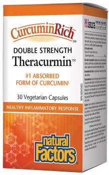 Natural Factors Double Strength Theracumin