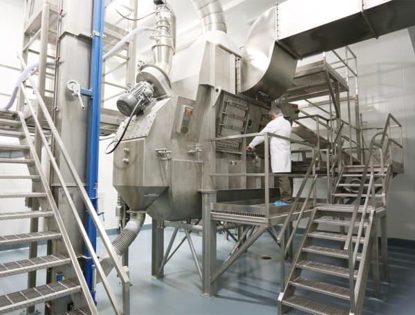 Natural Factors Machinery