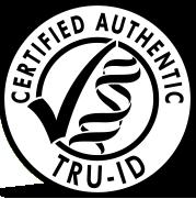 Natures Way Badge Certified Authentic Tru ID