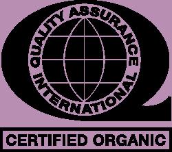 Nature's Way Badge Certified Organic