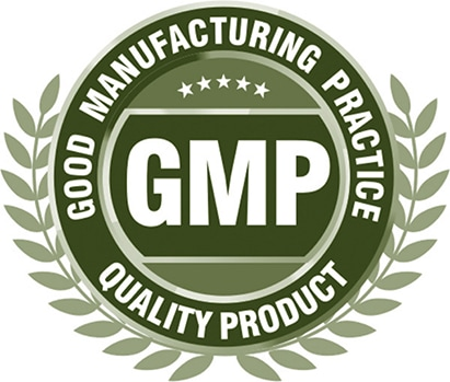 Nature's Way Badge Good Manufacturing Pracrtices