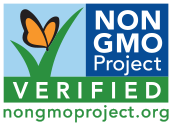 Natures Way Badge Non GMO Product