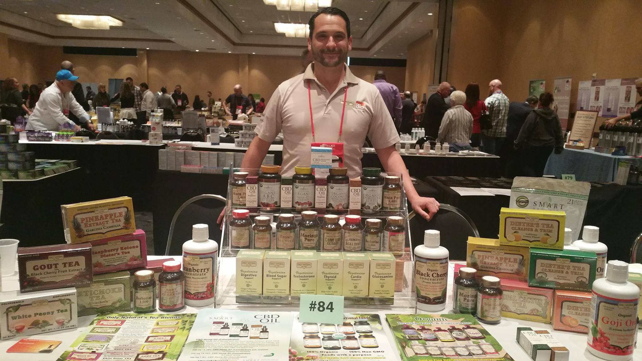 Only Naturals Exhibition
