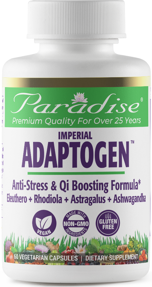 Paradise Herbs Imperial Adaptogen, 60 Vegetarian Capsules