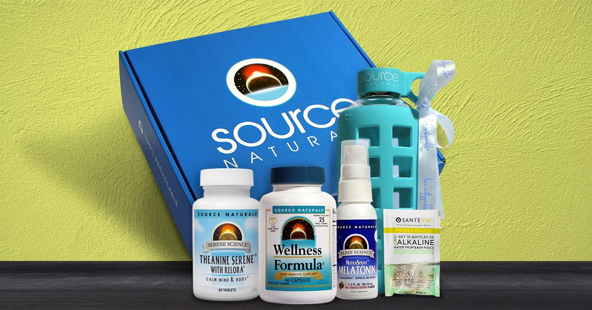 Source Naturals Various Products