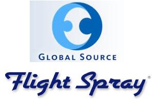 Global Source – Flight Spray