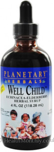 Planetary Herbals Well Child™