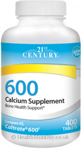21st Century Calcium Supplement