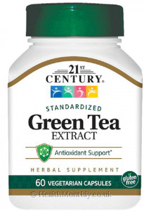 21st Century Green Tea Extract