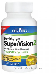 21st Century Healthy Eyes Supervision 2