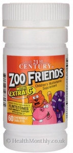 21st Century Zoo Friends with Extra C