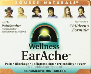 Source Naturals Wellness Earache