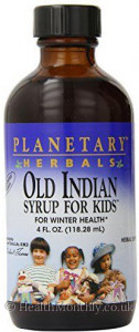 Planetary Herbals Old Indian Syrup For Kids™