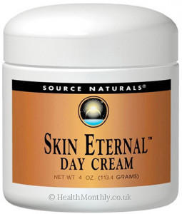 Source Naturals, Skin Eternal Day Cream