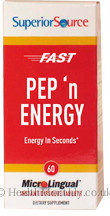 Superior Source Fast Pep'n Energy