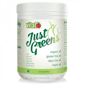 Vital Just Greens Powder