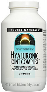 Source Naturals Hyaluronic Joint Complex™