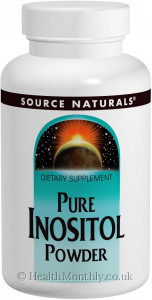 Source Naturals Inositol Powder