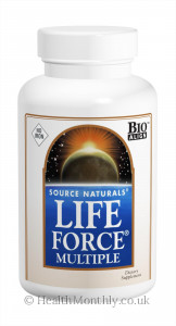 Source Naturals Life Force