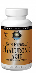 Source Naturals Skin Eternal Hyaluronic Acid